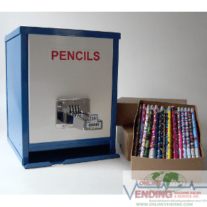 Pencil Machine+Three Boxes Assort # 2 Pencils Package Deal