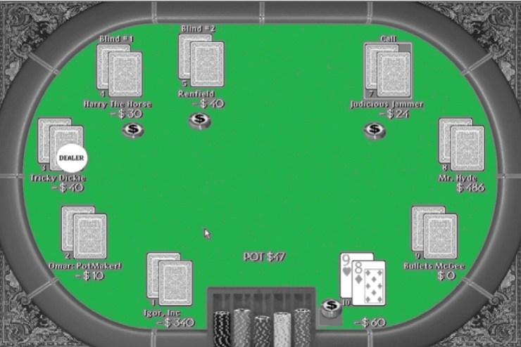 Texas Holdem Online Poker