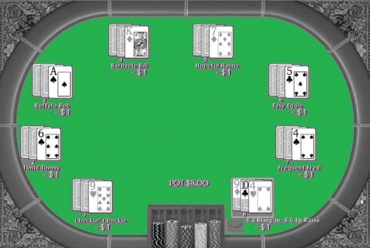 Seven Cards Stud