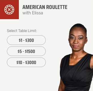 American Roulette With Elissa