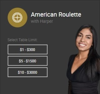 American Roulette with Harper