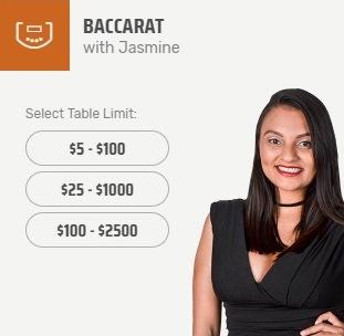 Baccarat With Jasmine