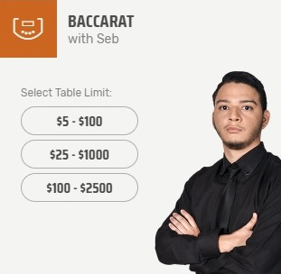 Baccarat With Seb