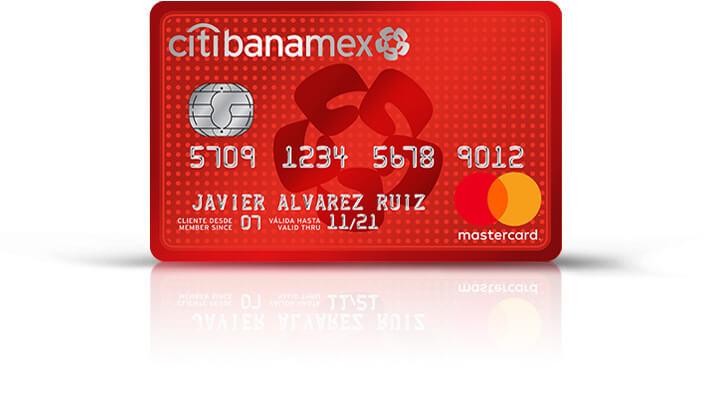 Banamex כרטיס אשראי