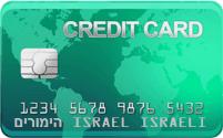 כרטיסי אשראי וכרטיסים ישירים להימורים עבור ישראלים