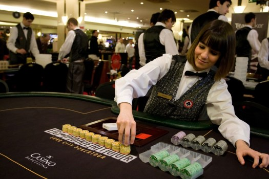 How to Work in a Casino as Gambling Dealer