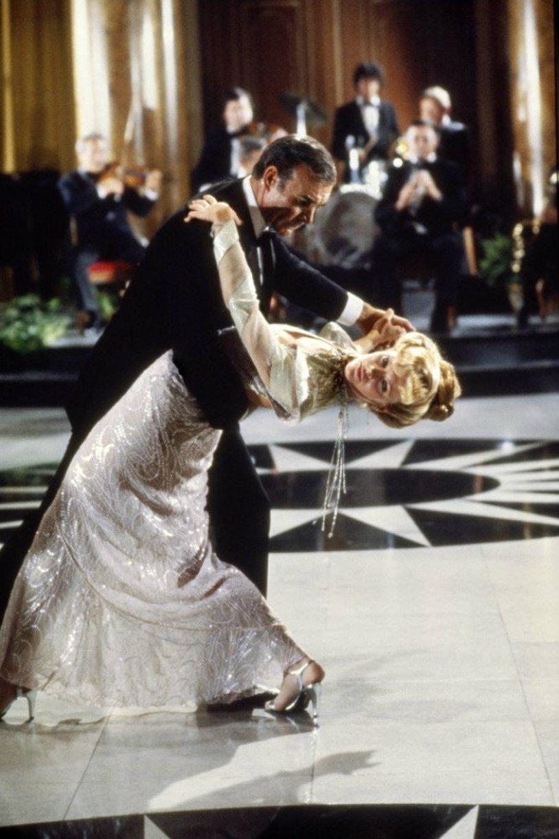 James Bond at Monte Carlo Casino