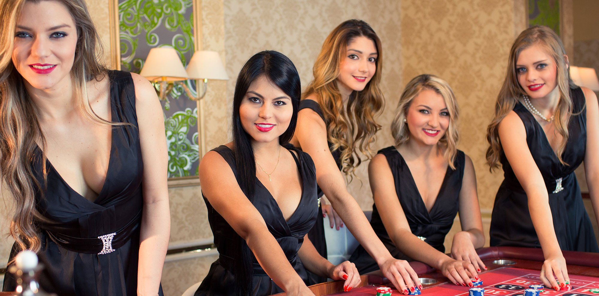 Live Dealers Casino in your Country