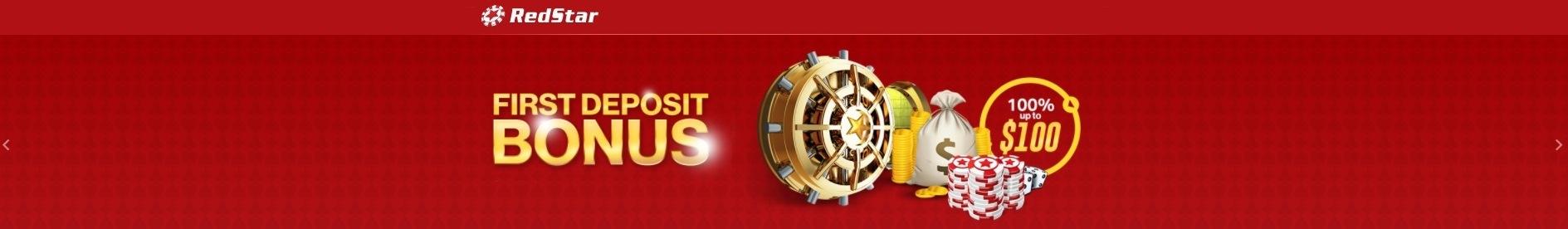 RedStar Casino Poker Sportsbook