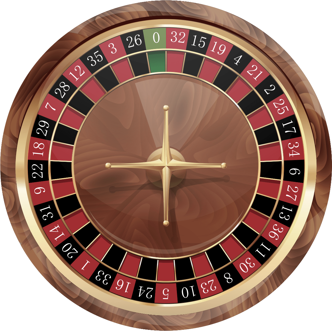 Perfect Roulette Wheel
