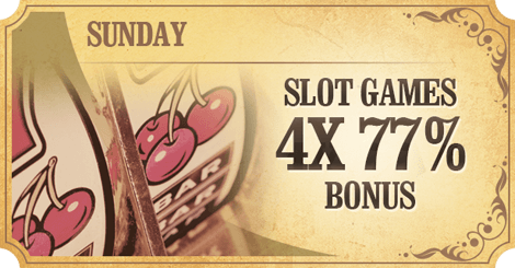 Sunday Casino Promotions