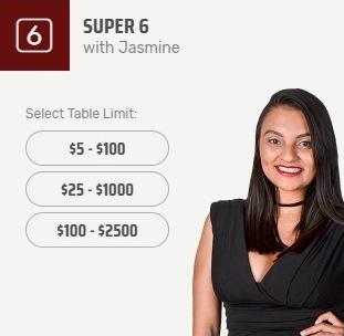 Super 6 With Jasmine