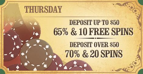 Thursday Casino Promotions