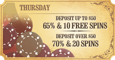 Thursday Casino Promotions