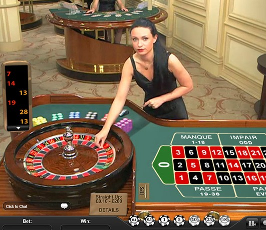 Roulette Ball Speed