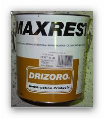 quick setting, non-shrink, non-slump mortar used for restoring concrete and masonry to its original form. Used for repairing areas affected by concrete cancer and spalling. Supplied as cement powder