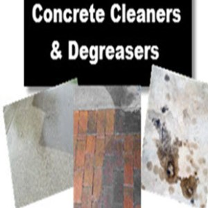Cleaning Surfaces Concrete