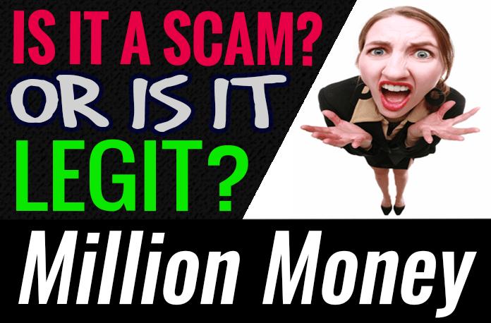 Million Money Review Scam Compensation Plan