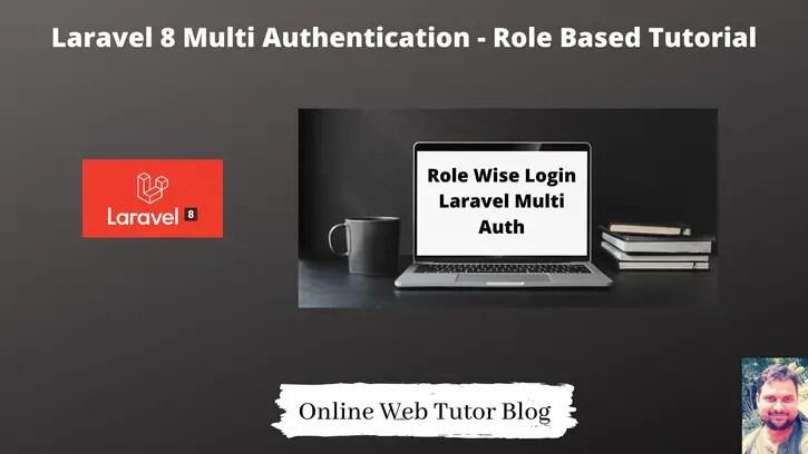 Laravel-8-Multi-Authentication-Role-Based-Login-Tutorial