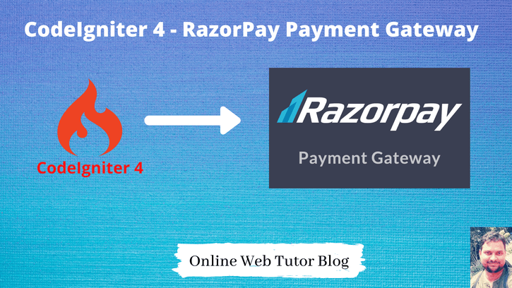 Razorpay-Payment-Gateway-Integration-in-CodeIgniter-4