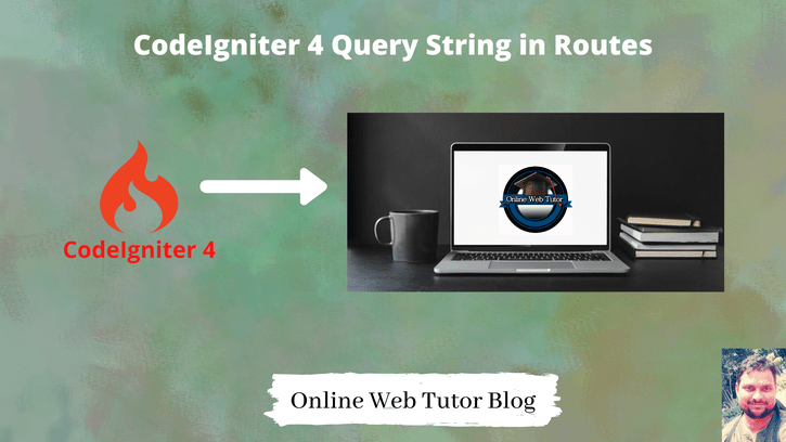 CodeIgniter-4-Query-String-in-Routes
