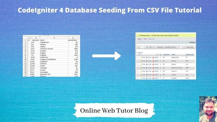 CodeIgniter-4-Database-Seeding-From-CSV-File-Tutorial-1