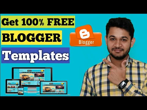 You are currently viewing Best Free Responsive Blogger Templates 2021