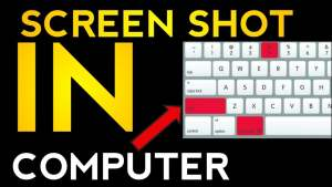 Read more about the article How to Take Screenshot in Laptop Windows 7, 8, 10 (Screen Capture)