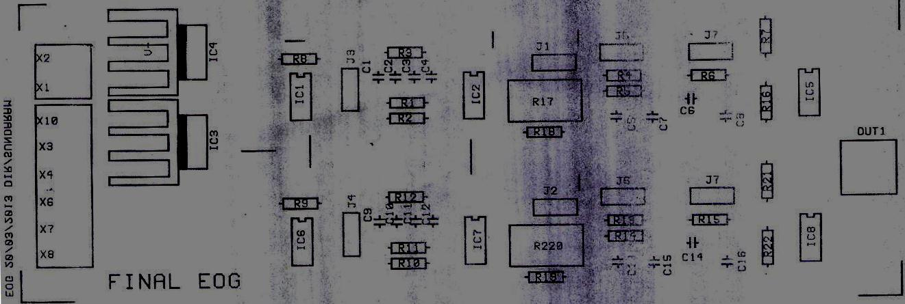 At 422 Hz Here Is The Low Pass Filter Circuit