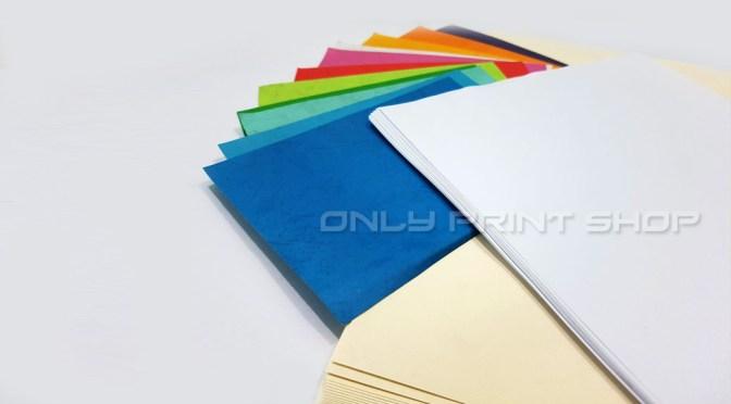 gambar jenis kertas