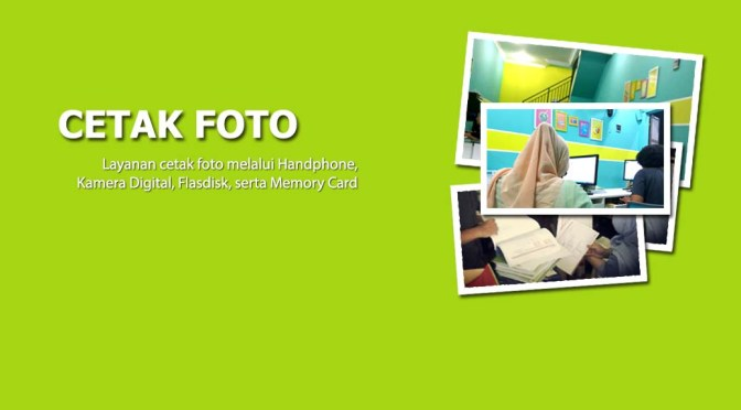 CETAK FOTO