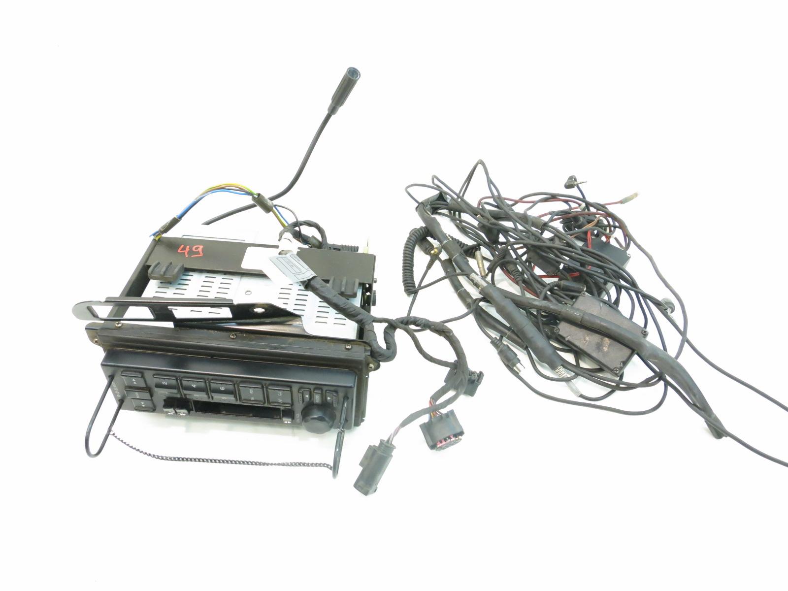 BMW R 1150 RT (R11RT) original BMW Kassetten Radio mit