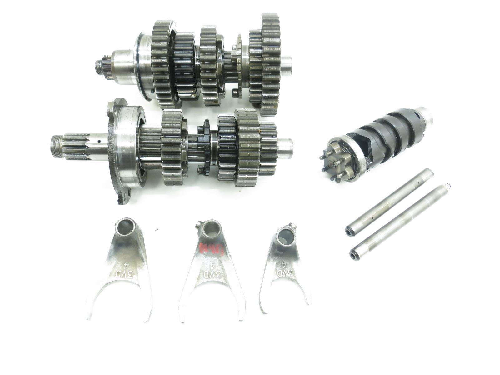 YAMAHA TDM 850 (3VD) Getriebe komplett transmission gear