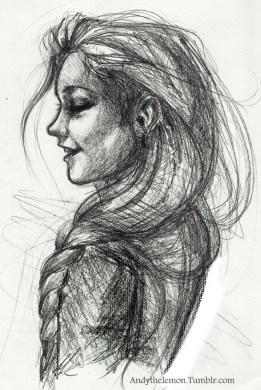 KatnissByAndi