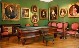 interior del museo del romanticismo 500x300