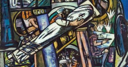 Camarotes. Beckmann.1938. Onlyartravel