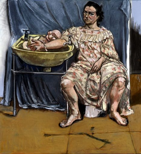 Paula Rego en CEART, Fuenlabrada: Giving fear a face. Hasta el 21 de julio.