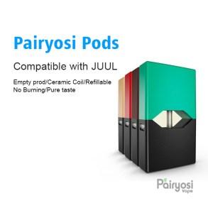 Pairyosi – New empty pods juul compatible