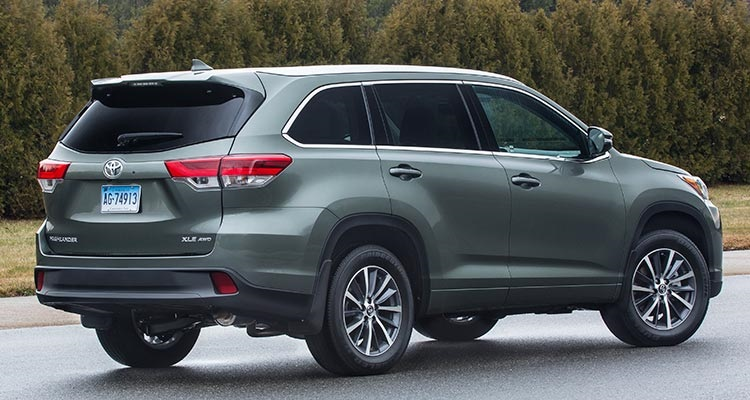 2018 Toyota Highlander  Review, Interior, Release Date