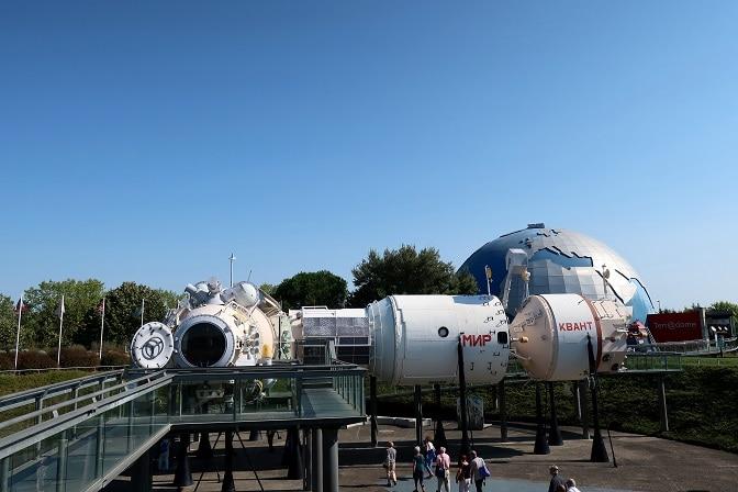 cité de lespace toulouse 9 - La Cité de l'espace à Toulouse