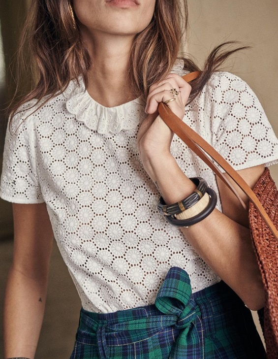 blouse brigitte sézane 85e onlybrightness - Nouvelle collection Sézane printemps/été 2019