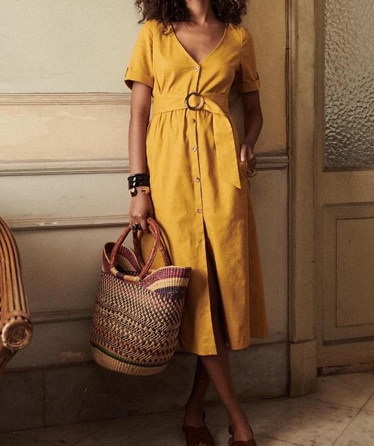 robe marianne sézane 140e onlybrightness - Nouvelle collection Sézane printemps/été 2019