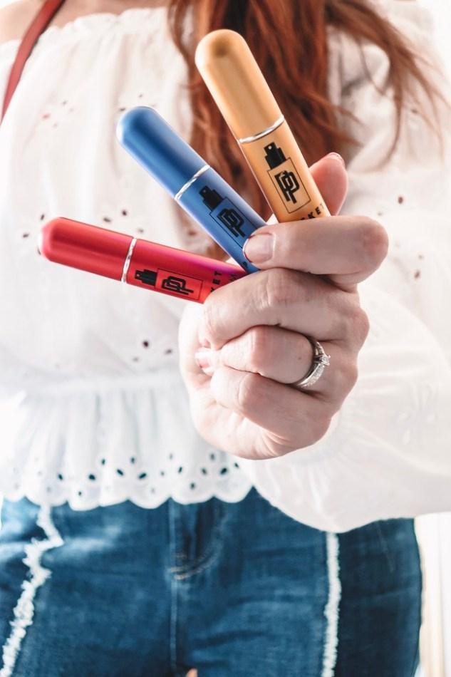 parfum de sac - Pocket Parfum : le Parfum de Poche