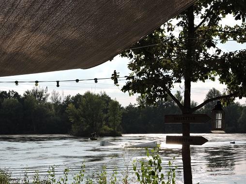 wakeboard et paddle à toulouse - Paddle à Toulouse : Découverte de la Base Nautique OriginalGreenPark !