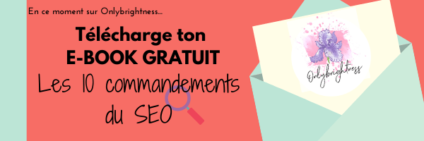 On reste en contact Lets keep in touch  - Les Bases du SEO : ton E-Book Gratuit !