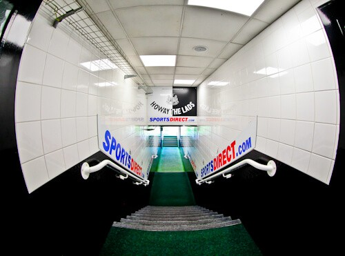 Newcastle United  St James Park  Stadium Tour  Only By
