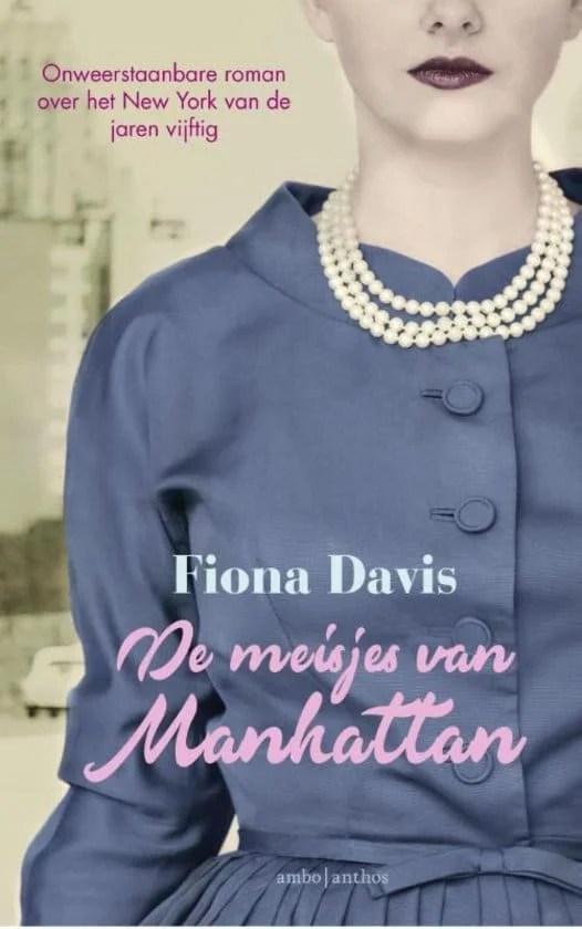 Recensie De meisjes van Manhattan, Fiona Davis