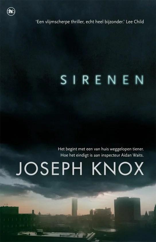 Winactie/Recensie Sirenen, Joseph Knox