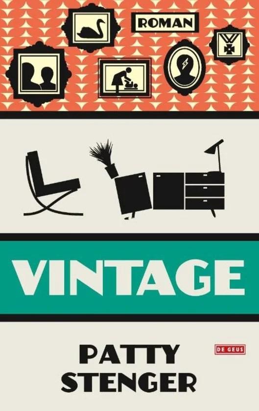 Dubbele Winactie/Recensie Vintage, Patty Stenger