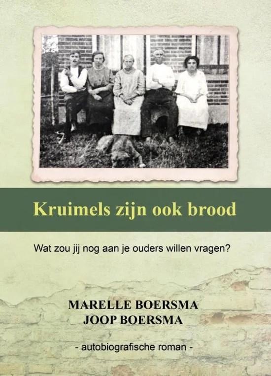 Winactie/Recensie Kruimels zijn ook brood, Marelle Boersma